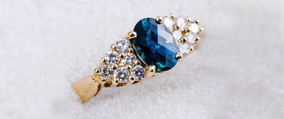 Sapphire Jewelry | Sapphire Gallery | Philipsburg Montana